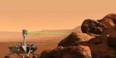 A caccia di fossili su Marte: il pianeta rosso ospitò la vita?