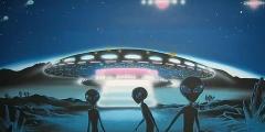 Sondaggio Shock: gli inglesi credono più agli alieni che all'esistenza di Dio