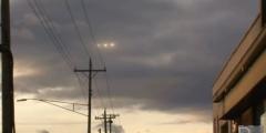 UFO: Sfere di luce avvistate e riprese a Warren (Michigan)