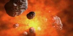 Pillole astronomiche: la fascia degli asteroidi