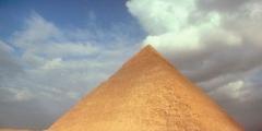 La Grande Piramide di Giza rivelerà i suoi segreti nel 2012