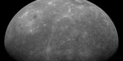 Pillole astronomiche: Il pianeta Mercurio