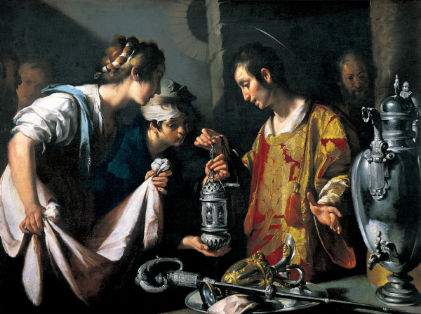 Bernardo Strozzi_-_St._Lawrence_Distributing_the_Riches_of_the_Church